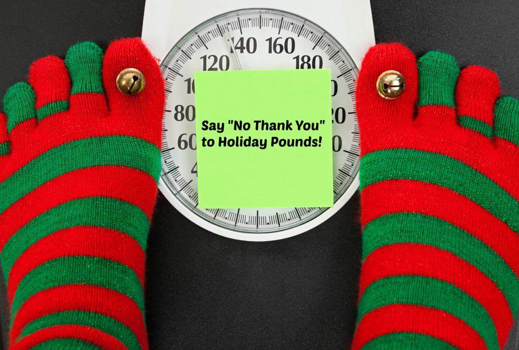 "Say ""No Thank You"" to Those Holiday Pounds"