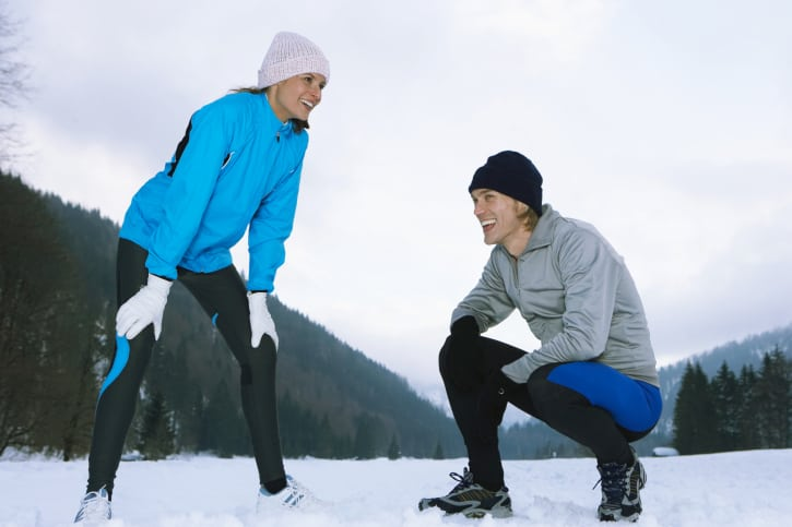 Re-Energize Your Winter with Exercise