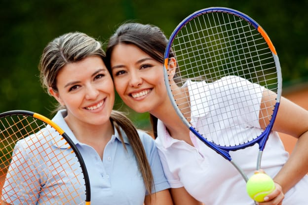 7 Life Changing Benefits of Playing Tennis