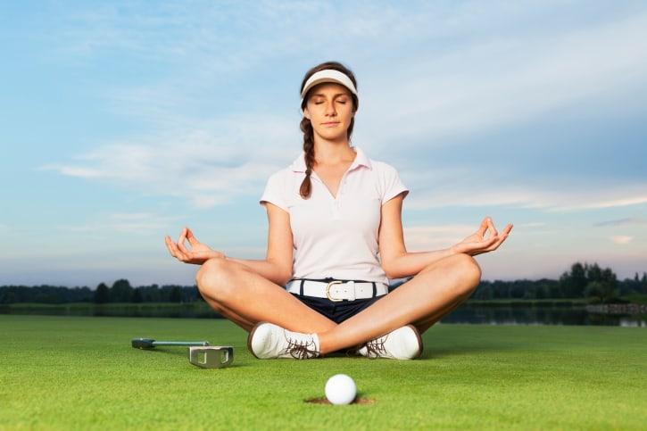 Yogi Golfer
