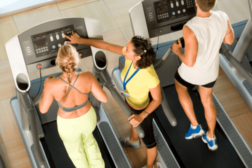 Beginner's Guide to Working Out at a Health Club