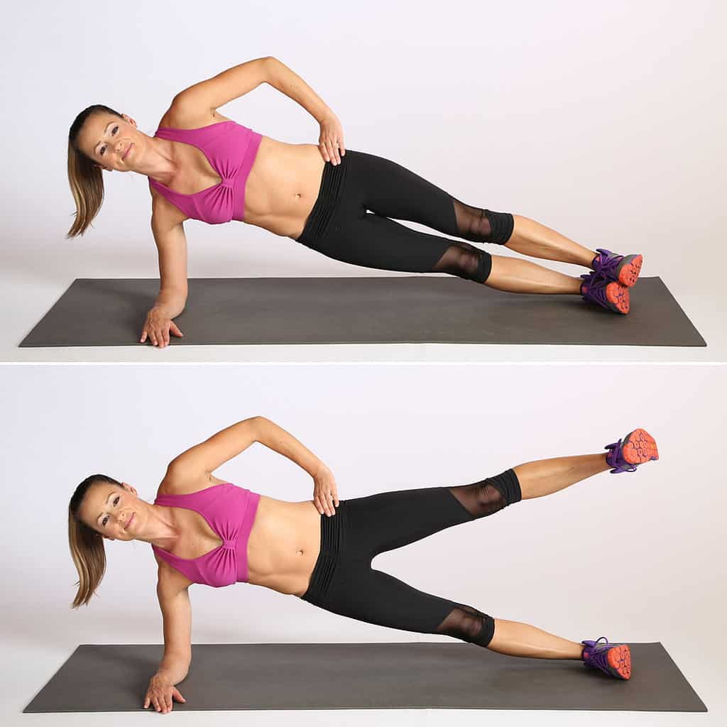 Side-Elbow-Plank-Leg-Lift