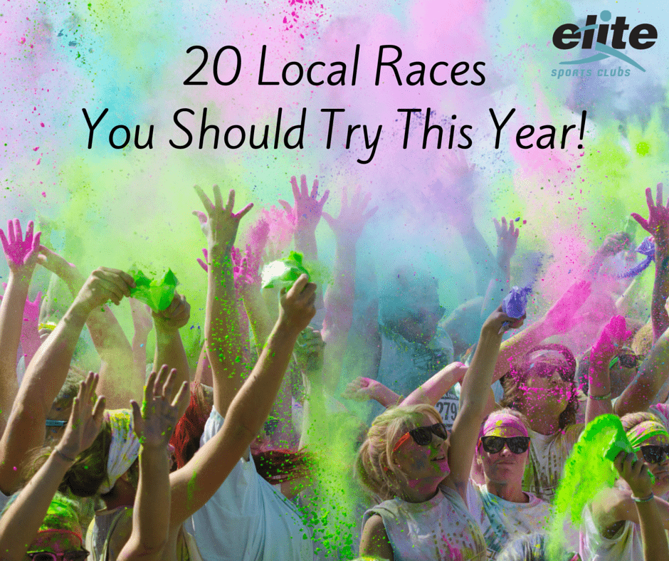 20 Local Races You Should Try This Year!