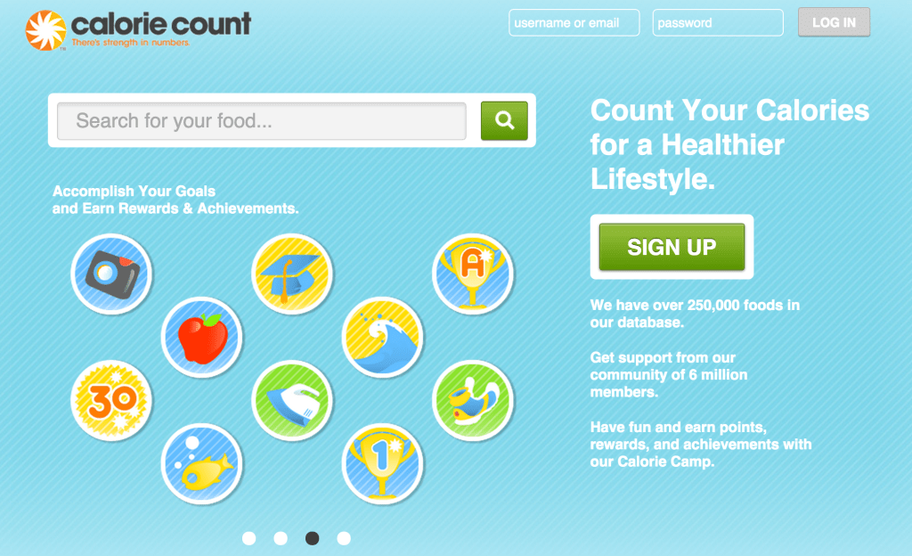 Calorie Counting Website & App, Dietitian Approved!