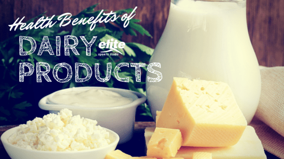 Health Benefits of Dairy Products