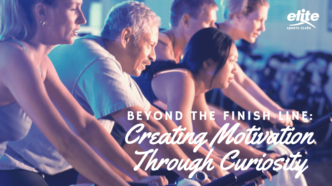 Beyond the Finish Line - Creating Motivation Through Curiosity