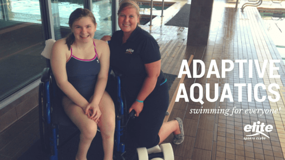 Adaptive Aquatics, Swimming for Everyone!