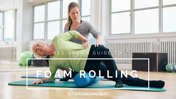 Beginner's Guide to Foam Rolling