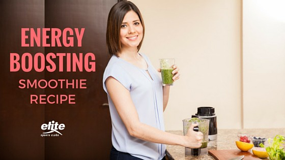 Energy Boosting Smoothie Recipe