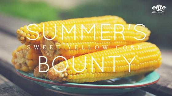 Summer's Bounty - Sweet Yellow Corn