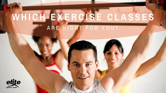 Which Exercise Classes are Right for You?