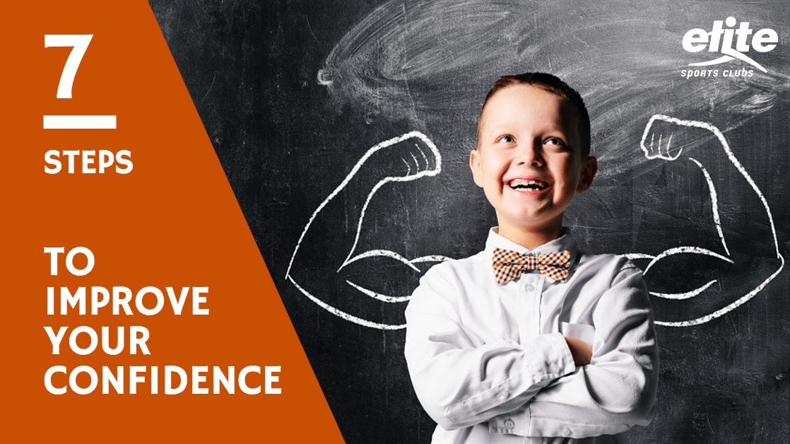 7 Steps to Improve Your Confidence