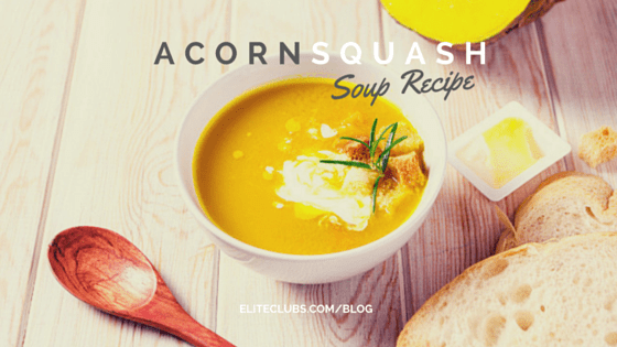 Acorn Squash Soup Recipe