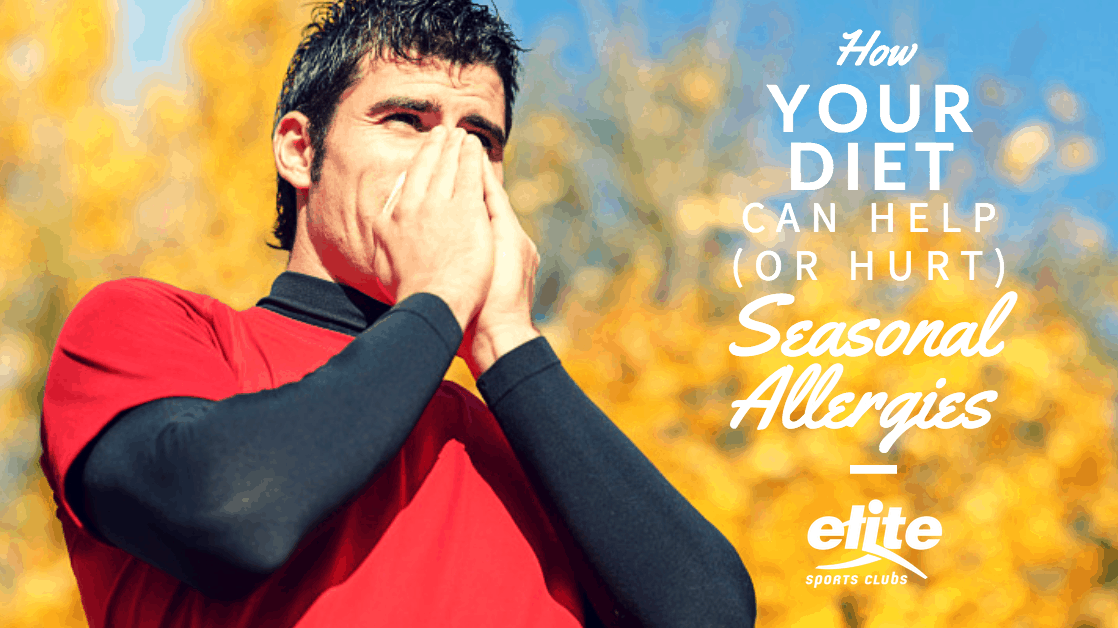 How Your Diet Can Help (or Hurt) Your Seasonal Allergies