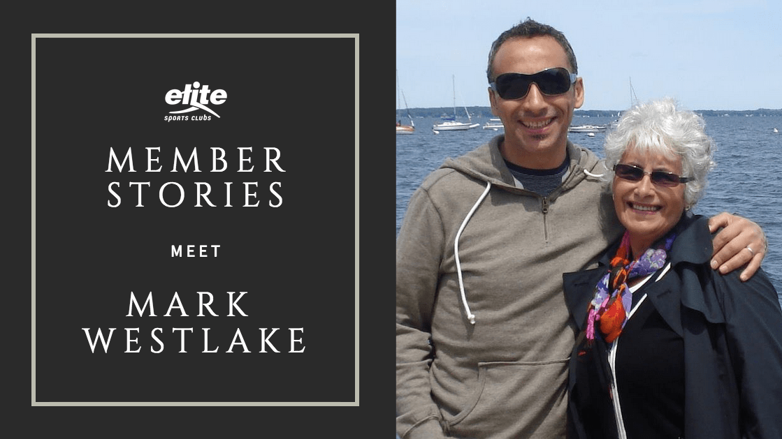 Member Stories: Mark Westlake's Mountain Climb for a Cause