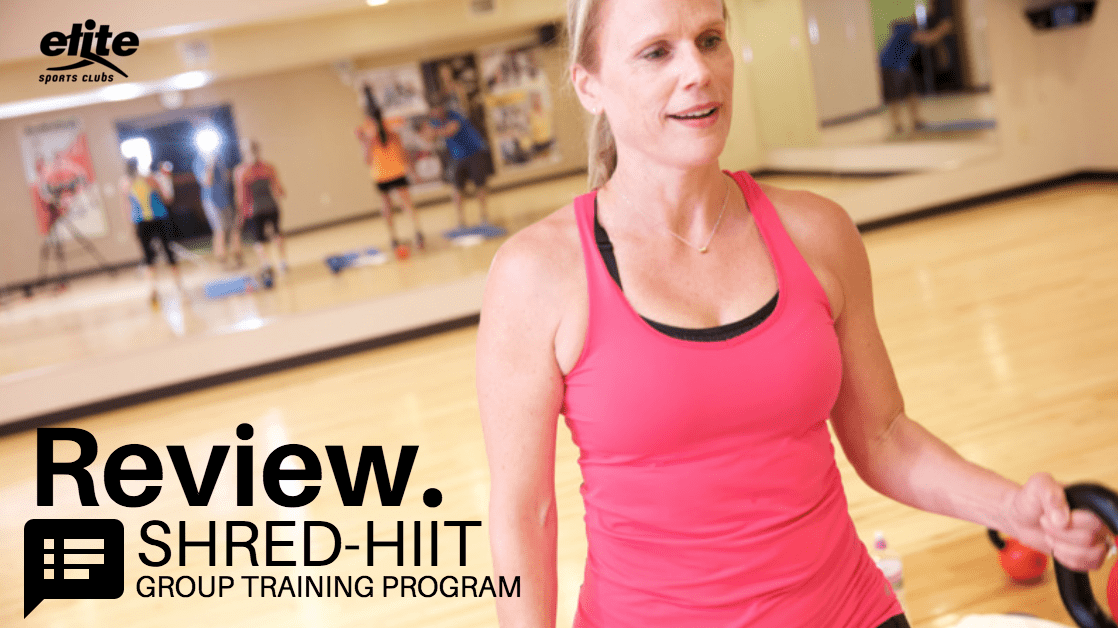 Shred-HIIT Group Training Program Review