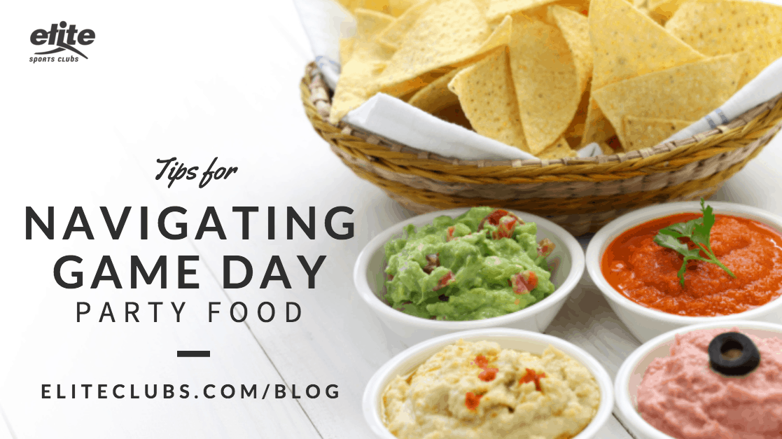 Tips for Navigating Game Day Party Food