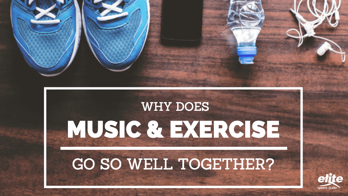 Why Does Music and Exercise Go So Well Together?