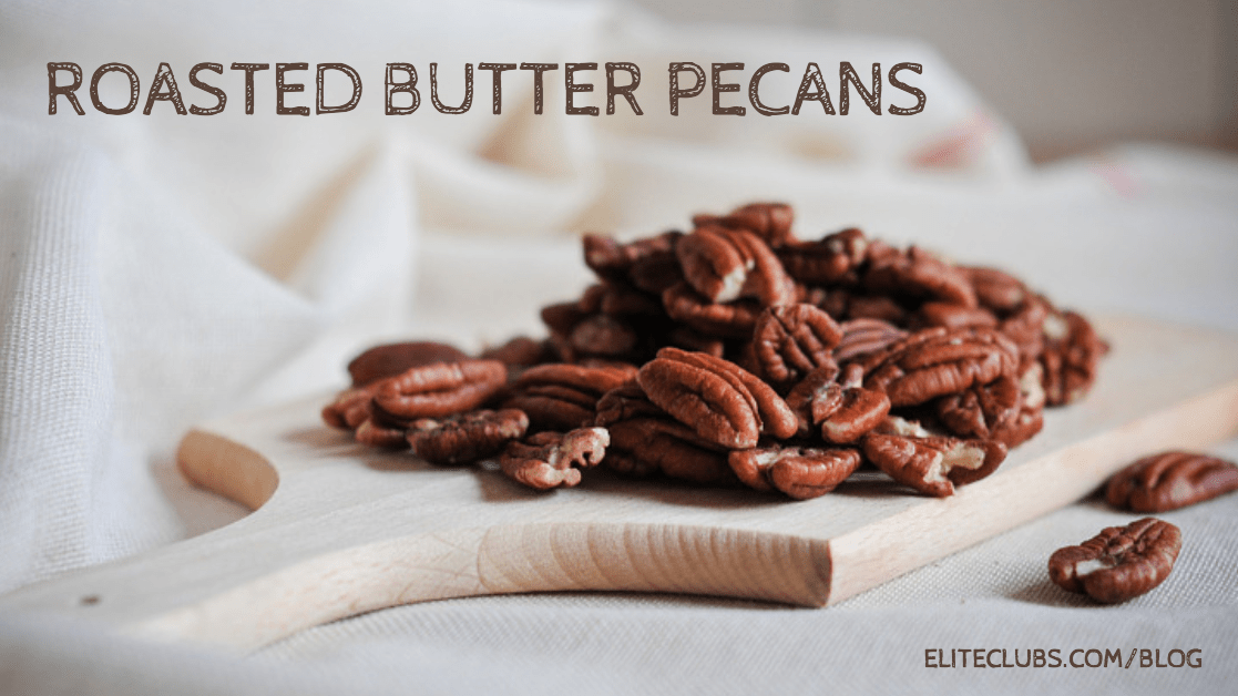 Roasted Butter Pecans Recipe