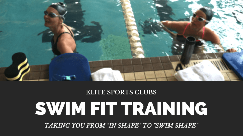 Swim Fit - Taking You from In Shape to Swim Shape