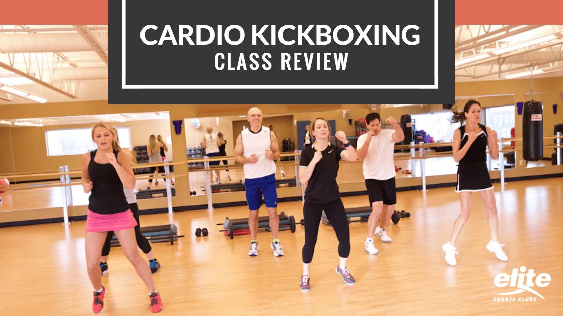 Cardio Kickboxing Class Review
