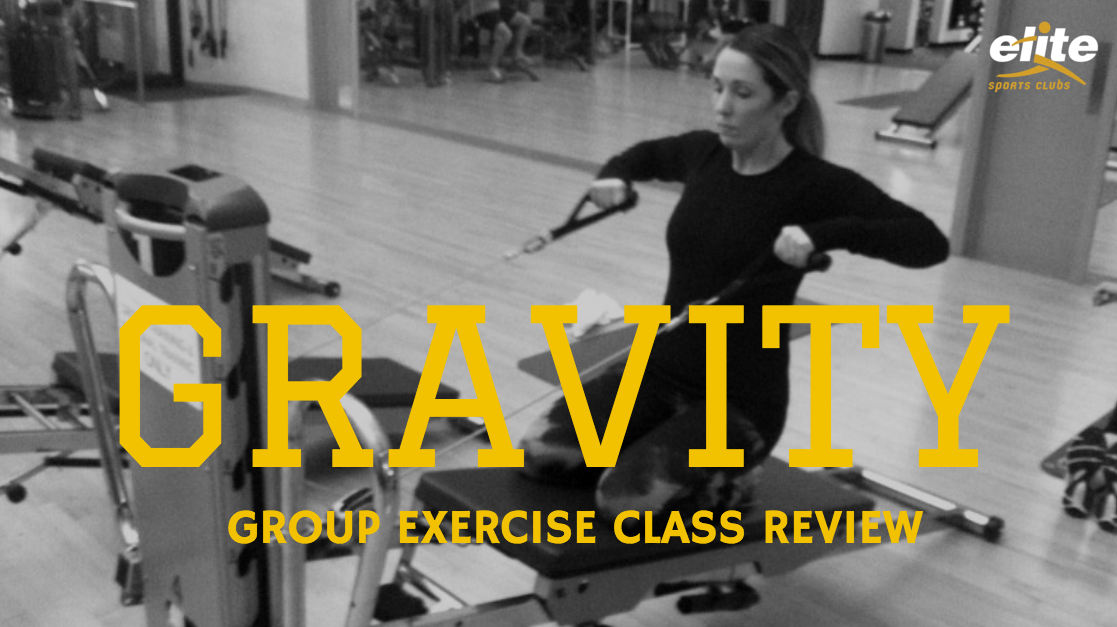 Gravity Group Exercise Class Review