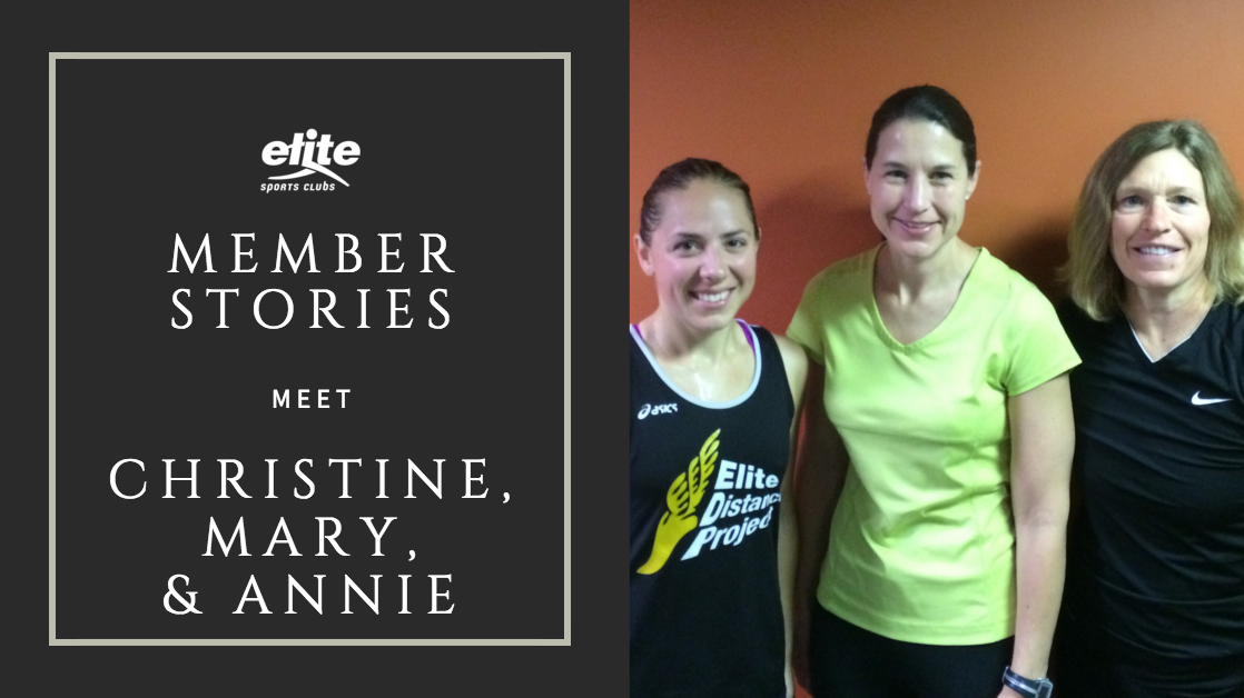 Member Stories - The 3 Dietitians - Christine, Mary, and Annie
