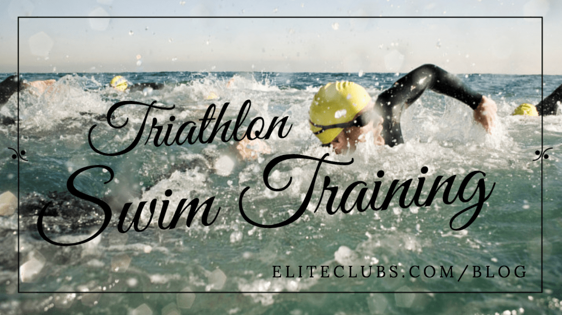 Triathlon Swim Training