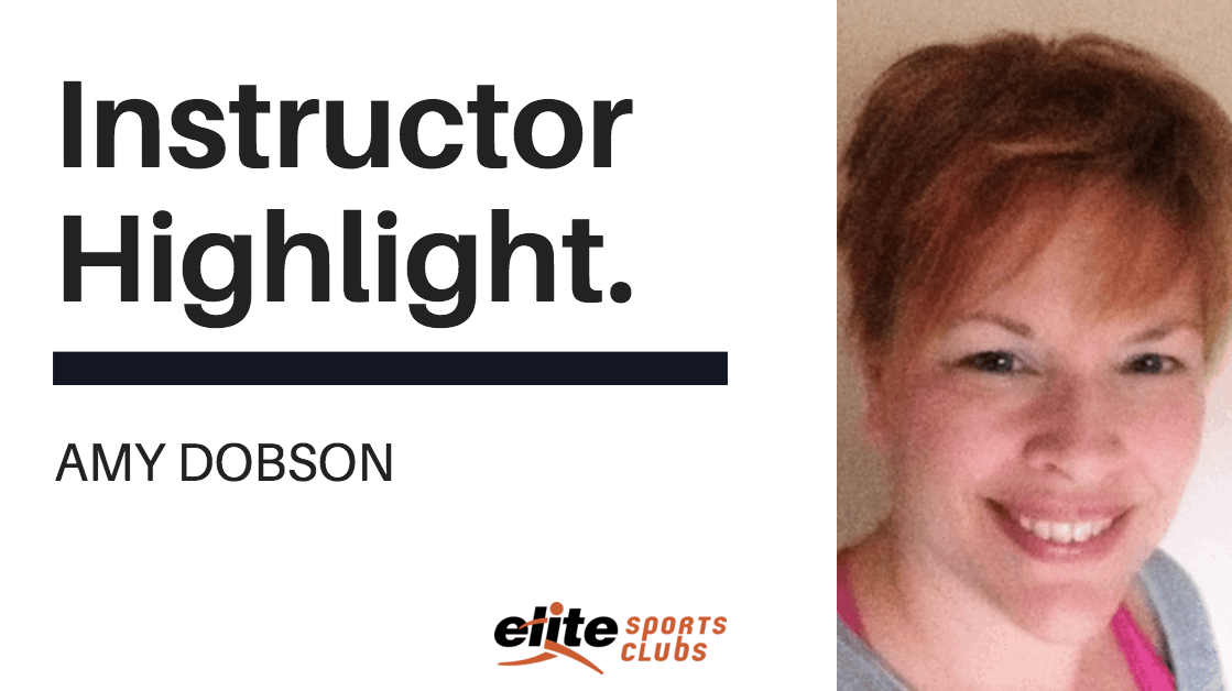 Elite Instructor Highlight - Amy Dobson