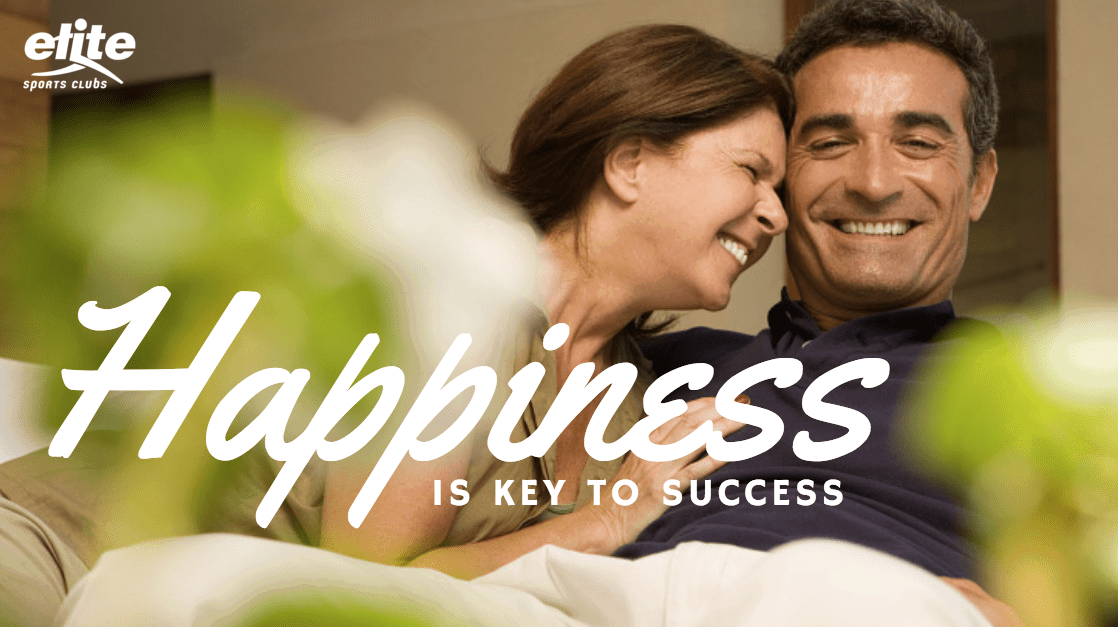 Happiness Is Key To Success