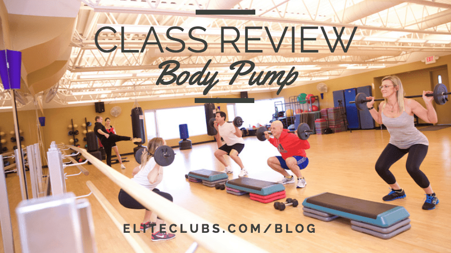 Class Review - Body Pump