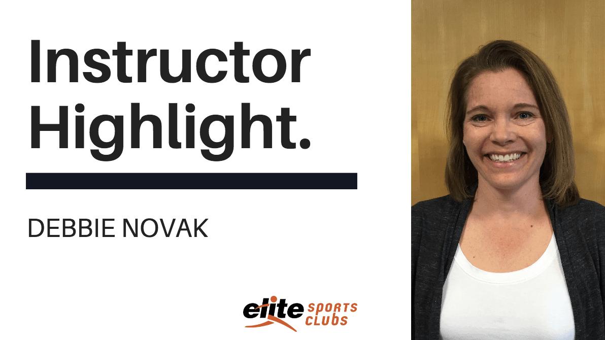 Elite Instructor Highlight - Debbie Novak