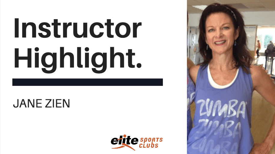 Elite Instructor Highlight - Jane Zien