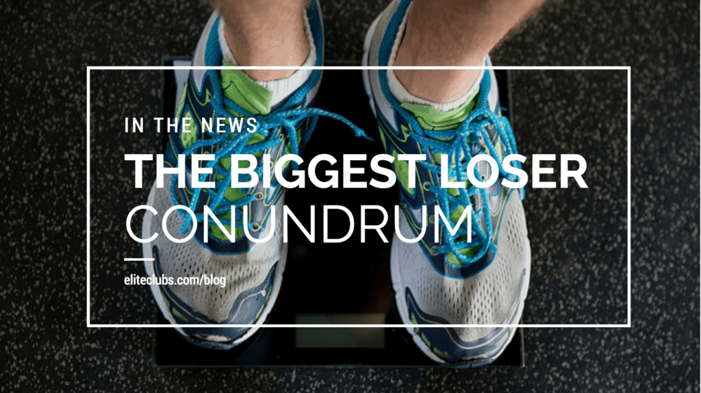 In the News - The Biggest Loser Conundrum