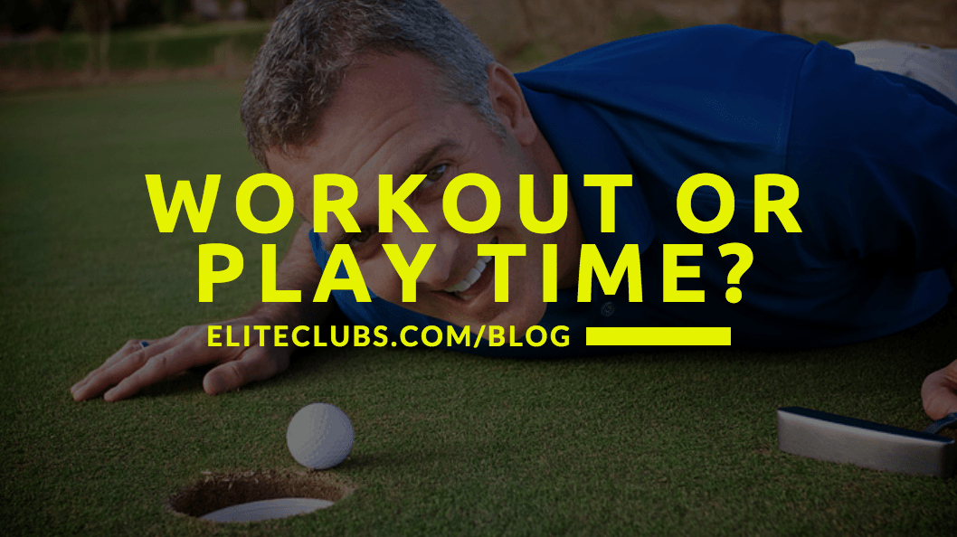 Workout or Play Time?