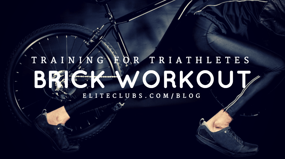 Brick Workout Training for Triathletes