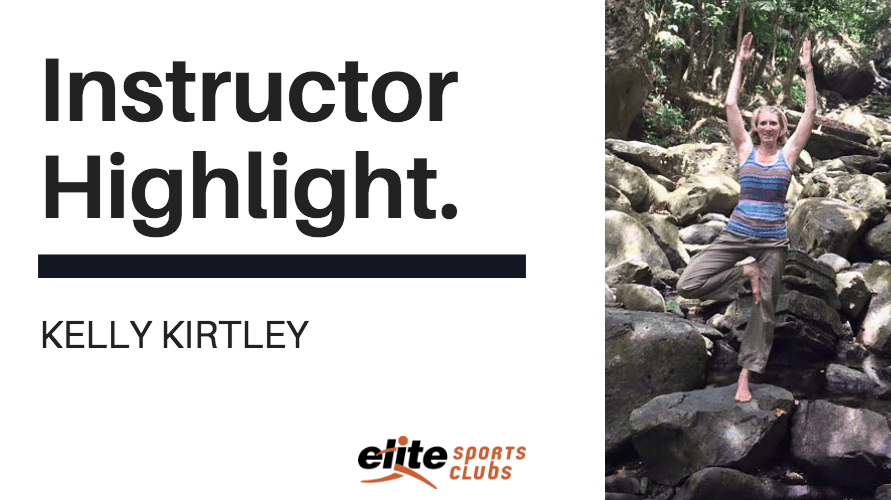 Elite Instructor Highlight - Kelly Kirtley