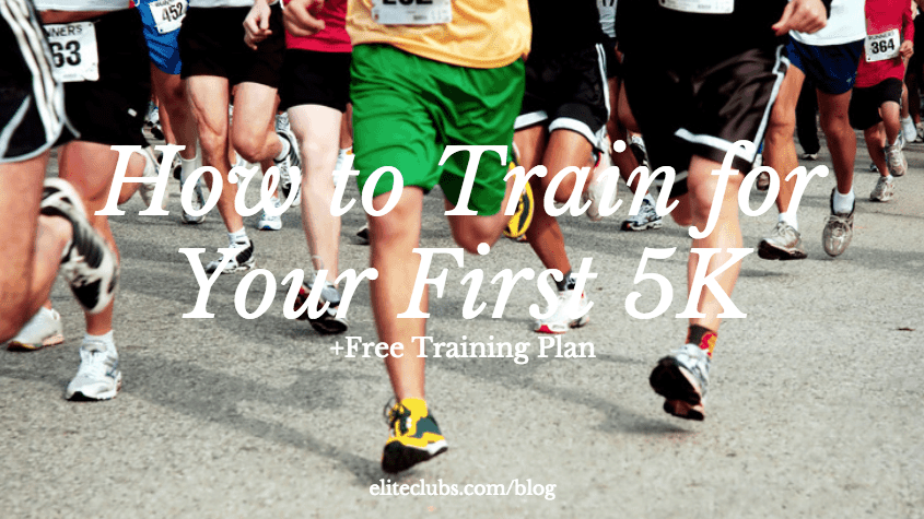 How to Train for Your First 5K (+Free Training Plan)