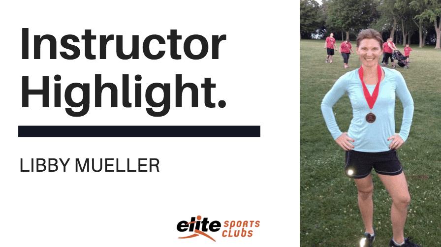 Instructor Highlight - Libby Mueller