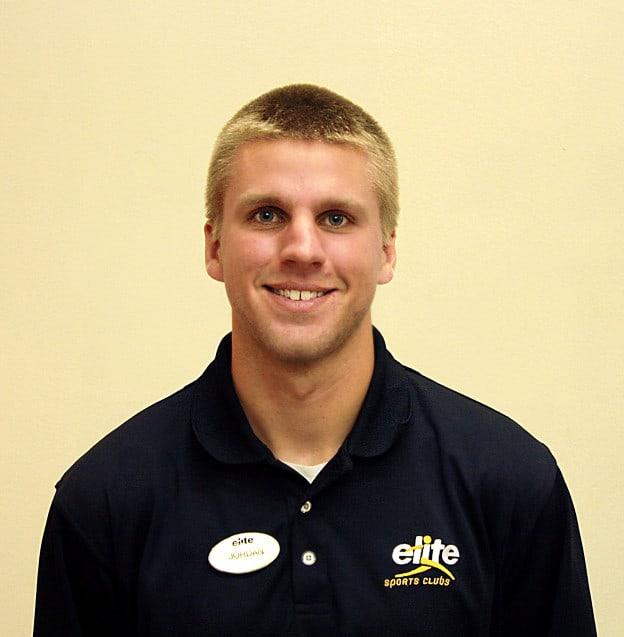 Elite Trainer Jordan Meyer Headshot