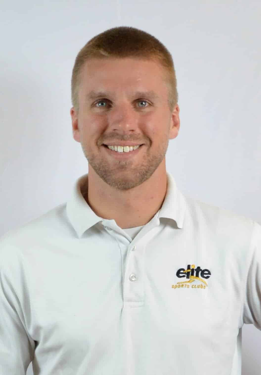 Jordan Meyer Certified Personal Trainer at Elite Sports Club - North Shore