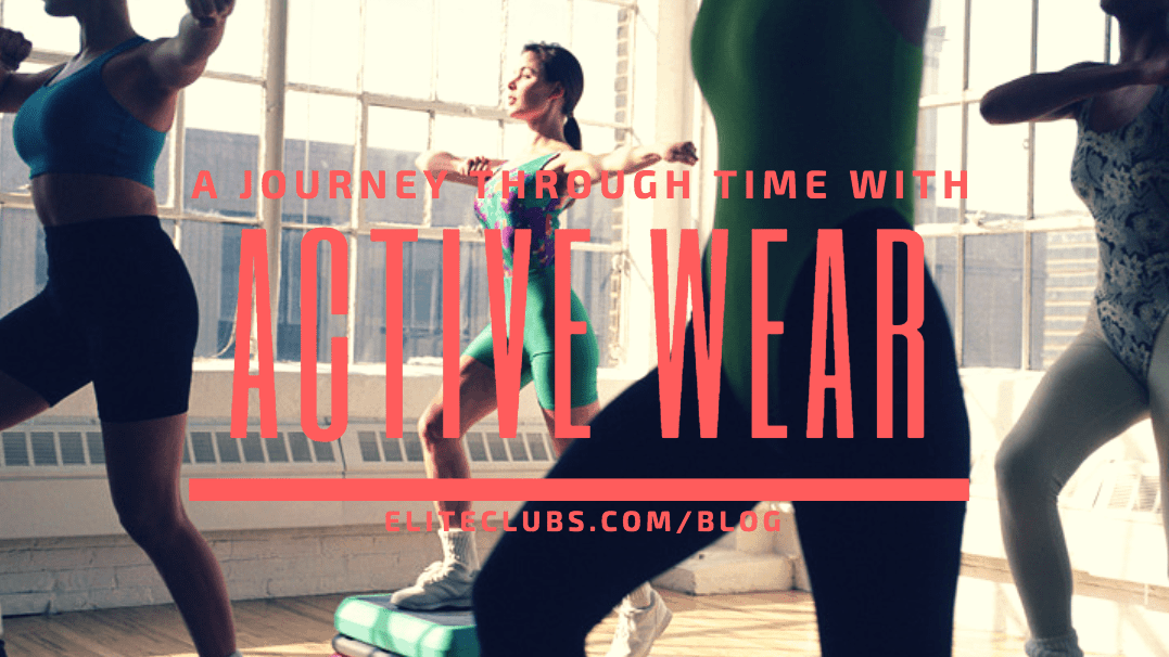 Journey Through Time With Active Wear