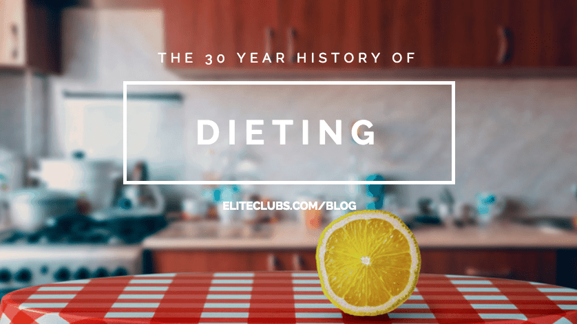 The 30 Year History Of Dieting