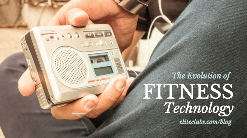 The Evolution Of Fitness Technology