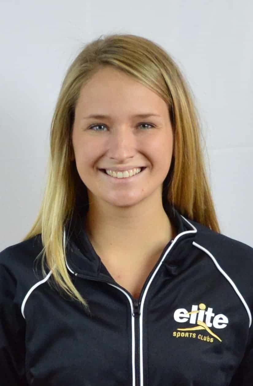 Billie Ollman Elite Sports Clubs Personal Trainer