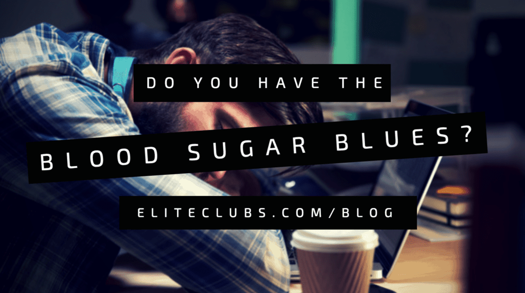 Do You Have the Blood Sugar Blues?