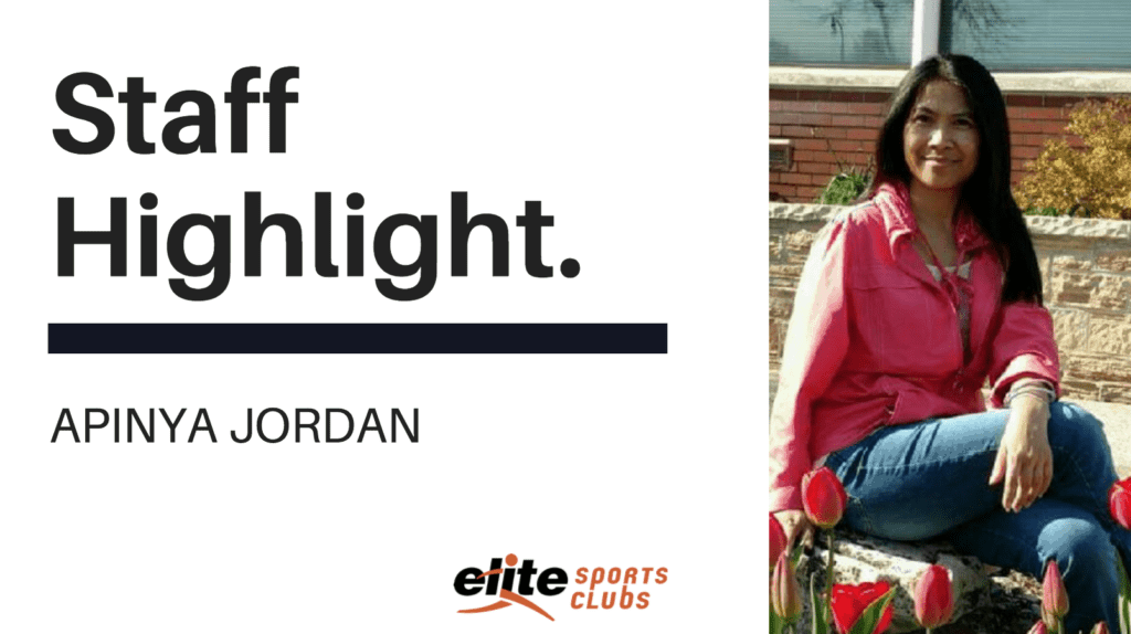 Elite Staff Highlight - Apinya Jordan