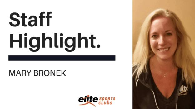 Staff Highlight - Mary Bronek