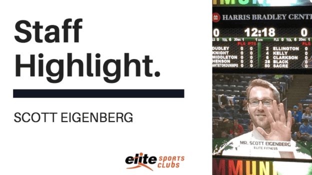 Staff Hightlight - Scott Eigenberg