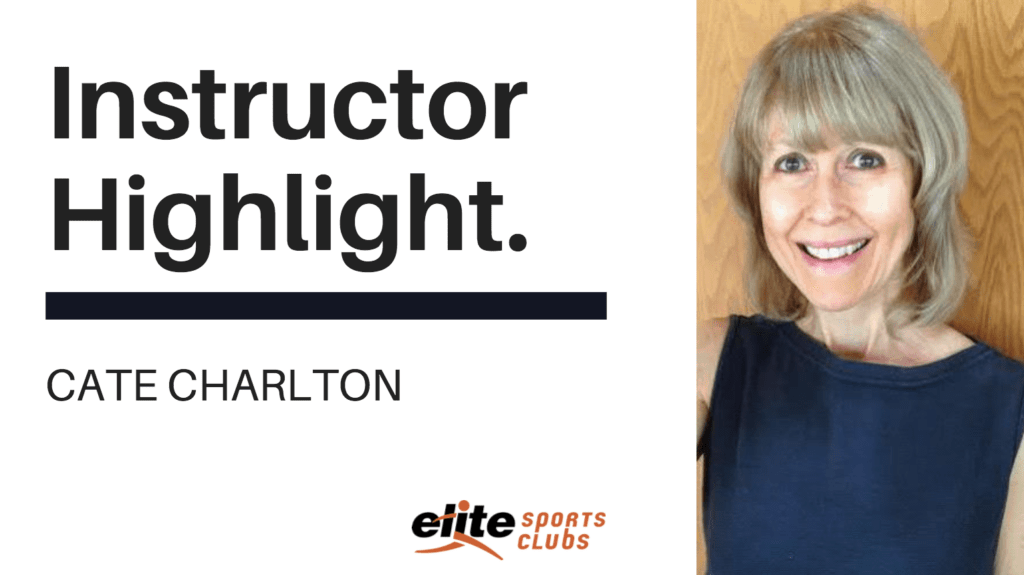 Elite Instructor Highlight - Cate-Charlton